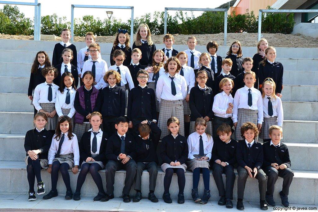 Alumnes Lady Elizabeth School