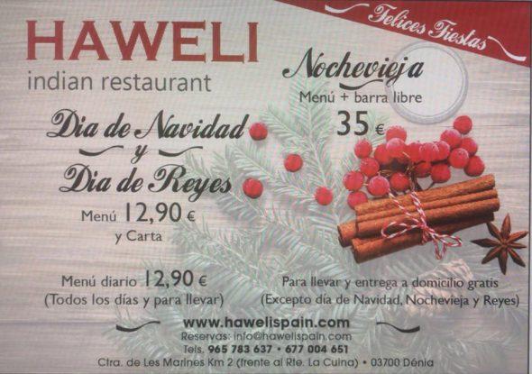 Haweli Indian Food