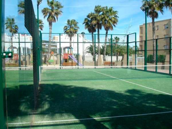 Court de tennis Euroholding