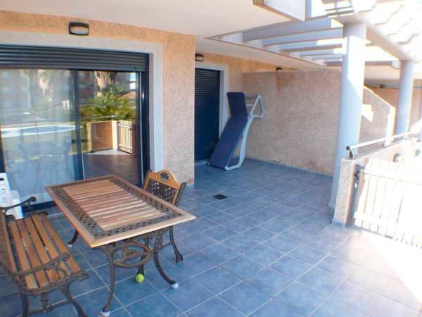 Terraza del apartamento euroholding d for Terraza del apartamento