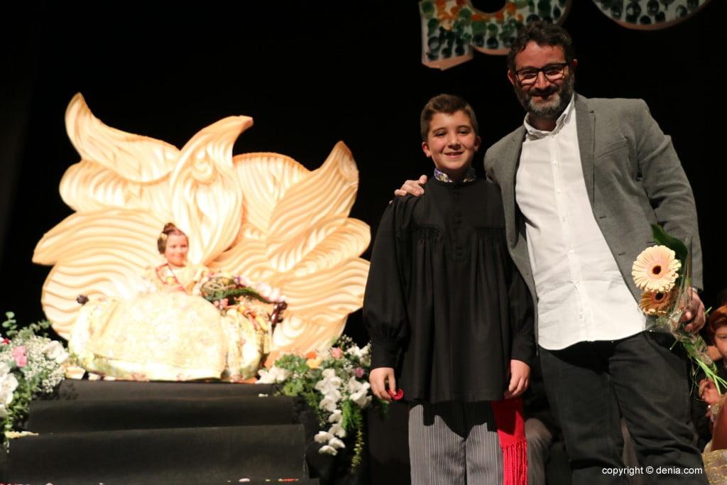 Presentació infantil falla Centre 2018 - Óscar Mengual