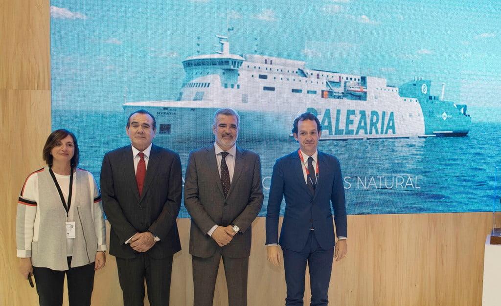 Gas natural en valencia beautiful trendy alquiler for Oficinas balearia