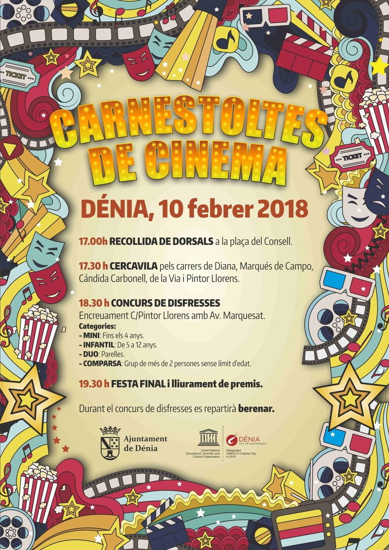 Carnaval Dénia 2018