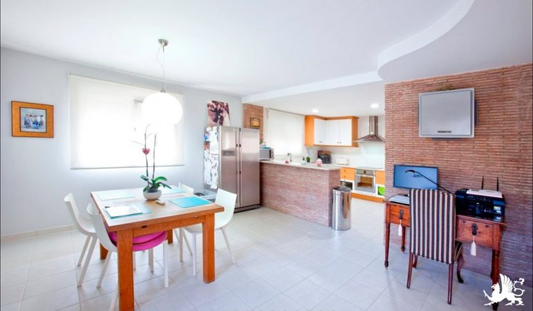 Cucina aperta Stirling Ackroyd Spagna
