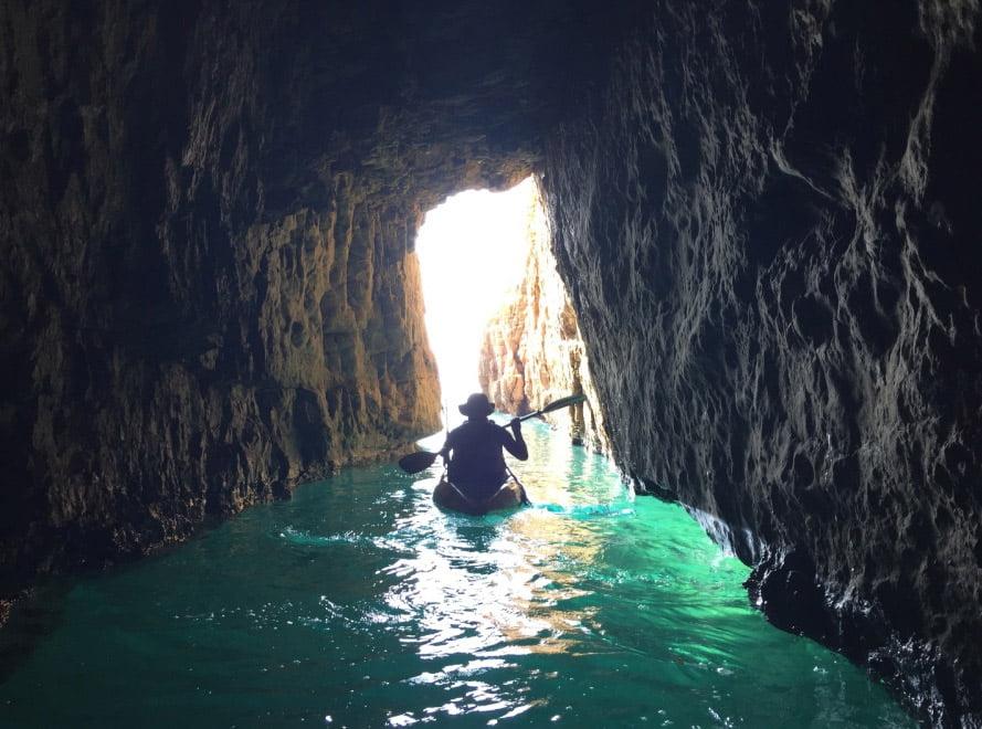 Cova Tallada Aventura Pata Negra