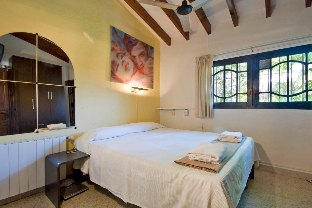 Большая спальня Aguila арендует виллу