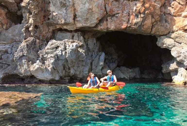 Expedición en Kayak Aventura Pata Negra