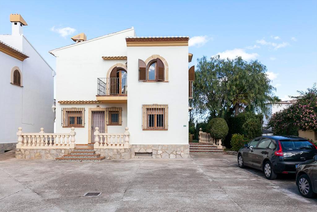 Façana de la casa Quality Rent a Vila