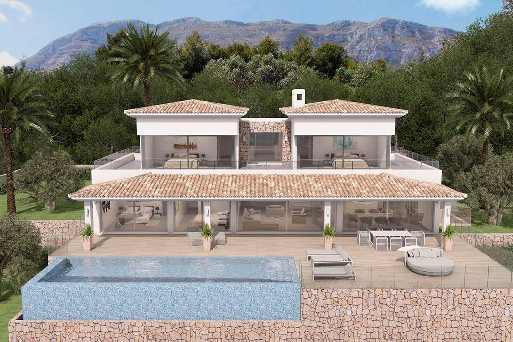 Lucas Graf lucas graf projects presents its most recent project casa valentina