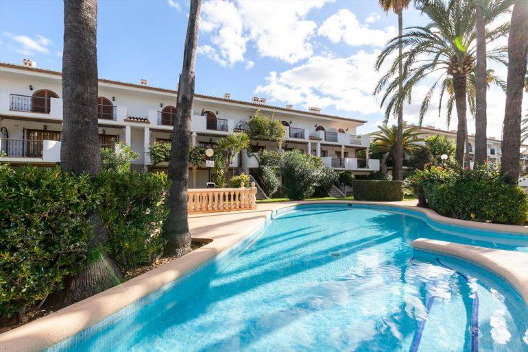 Primera línia, Casa de vacances per 8 persones a Dénia Quality Rent a Vila
