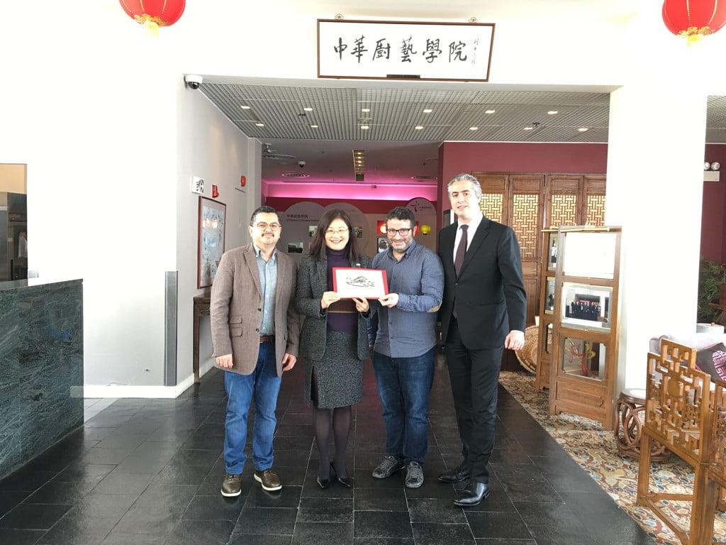 Ufficio Di Rappresentanza Hong Kong : Il know how made in italy di y a taiwan in ufficio di