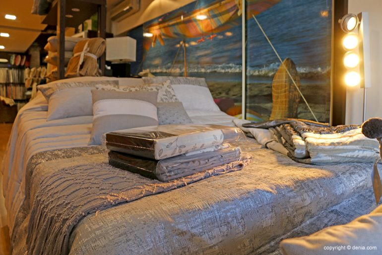 Textil de cama Marcial Montenegro