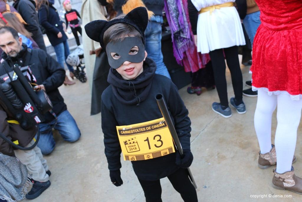 Carnaval infantil Dénia 2018 – Súper héroe