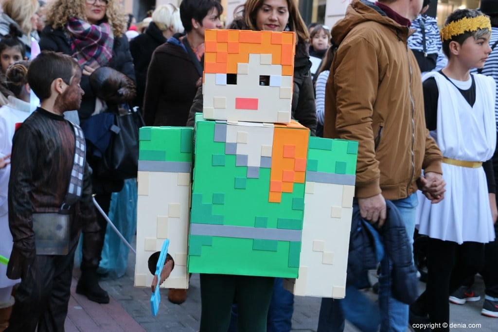 Carnaval infantil Dénia 2018 – Pixel