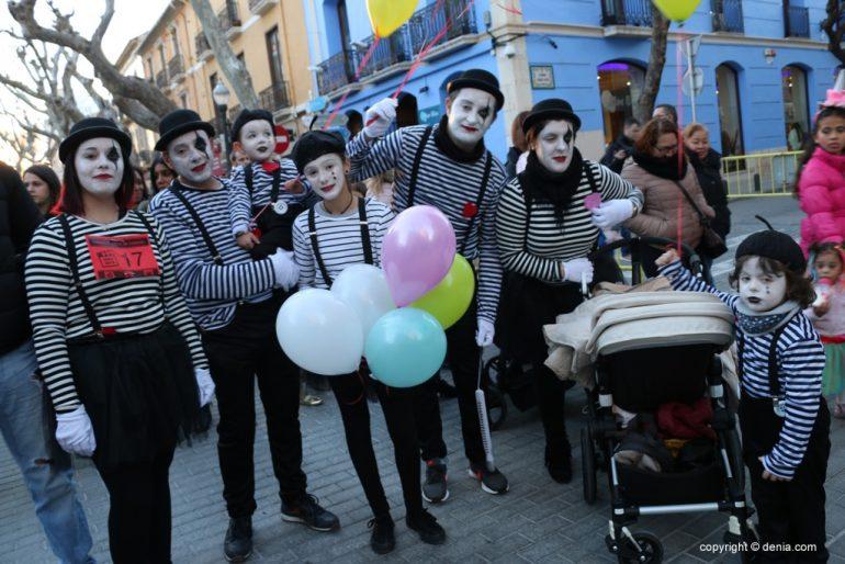 Carnaval infantil Dénia 2018 - Mimos