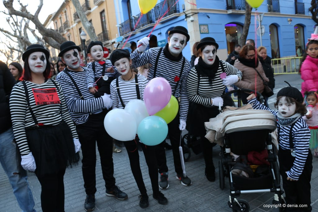 Carnaval infantil Dénia 2018 – Mimos
