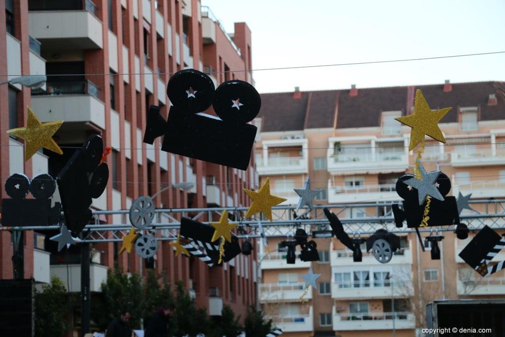 Carnaval infantil Dénia 2018 – Decoración