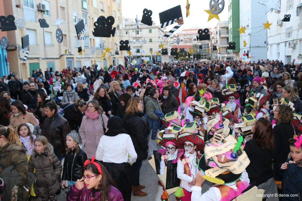 Carnaval infantil Dénia 2018 – Público