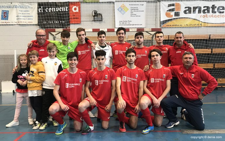 Paidos Fernandez Luna Juvenile Team
