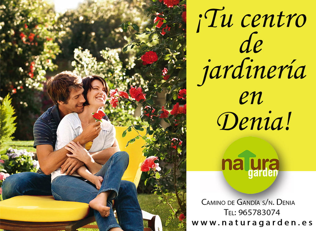 Natura garden centro de jardiner a d for Centro de jardineria