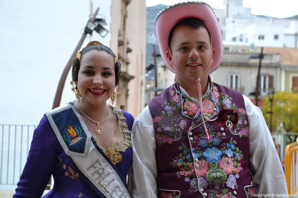 Nous presidents per a les falles 2019 - Àlex Morla i Gemma Juan - Falla Les Roques