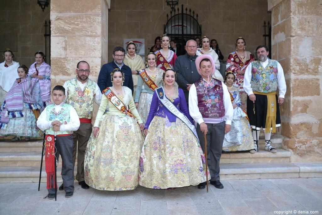 Nous presidents per a les falles 2019 - Àlex Morla - Falla Les Roques