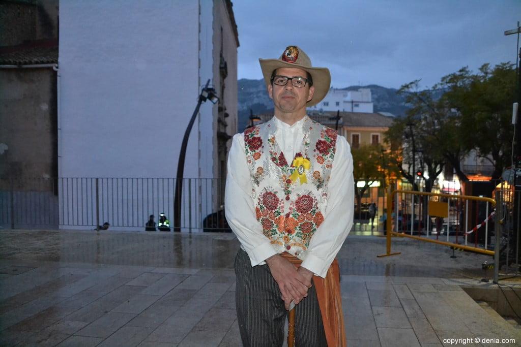 Nous presidents per a les falles 2019 - José García - Falla Oeste