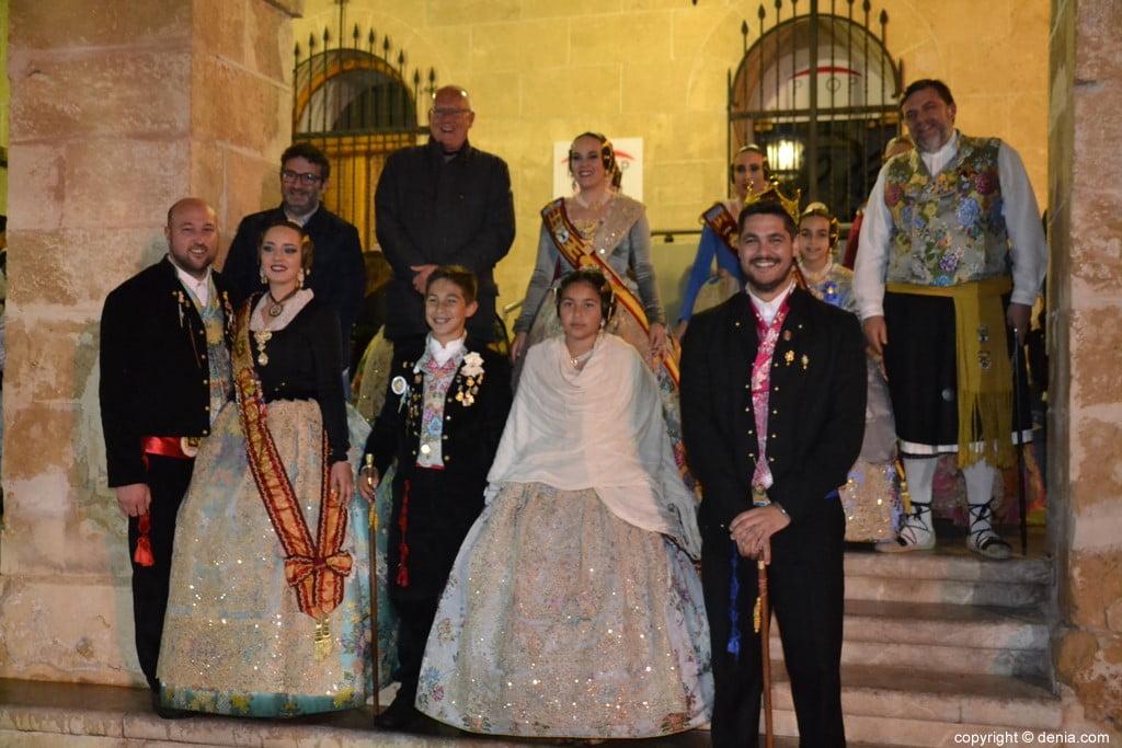 Nous presidents per a les falles 2019 - Juan Céspedes - Falla Diana