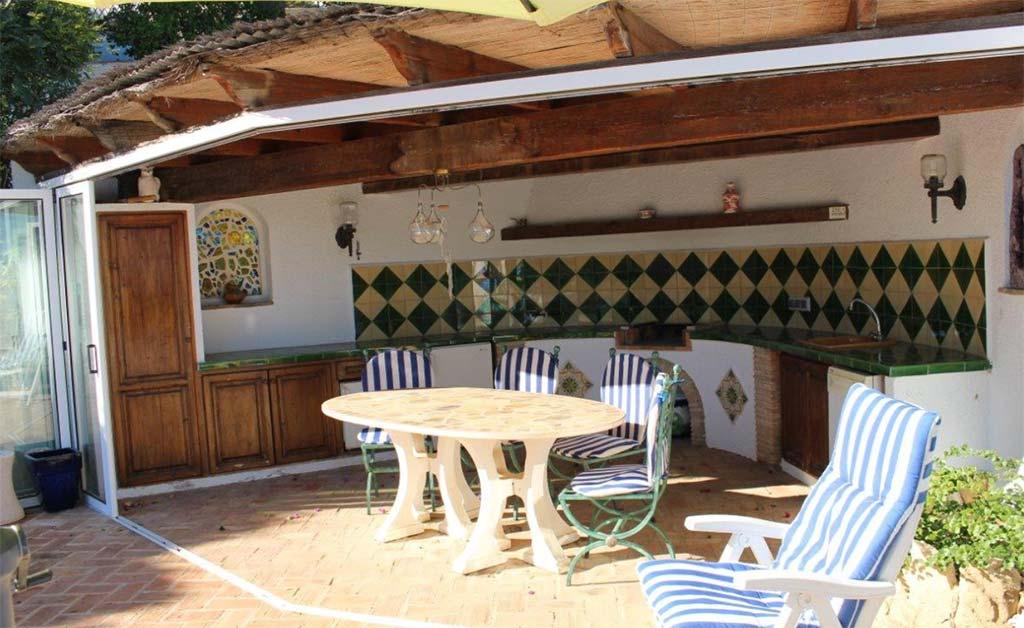 Barbecue e cucina estiva Stirling Ackroyd in Spagna
