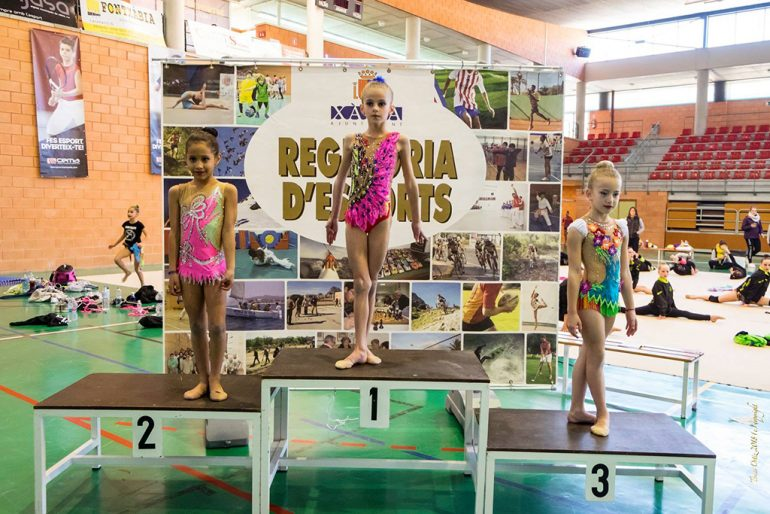 Nelli club denia campeona provincial