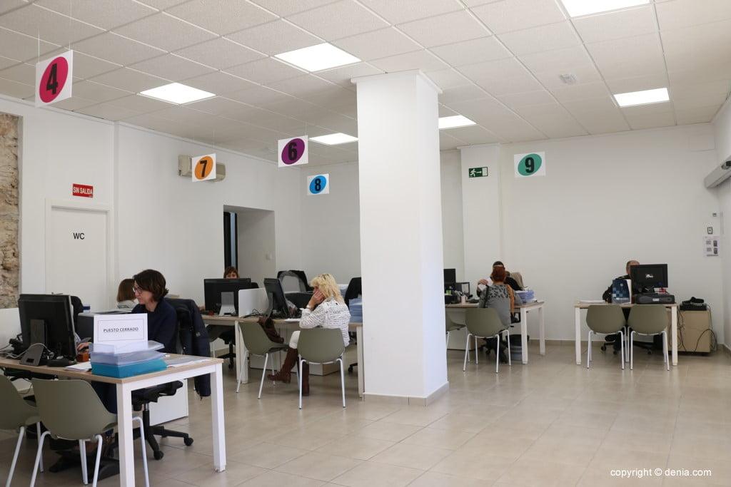 Oficina de atenci n al ciudadano d nia d for Oficina atencion al contribuyente madrid