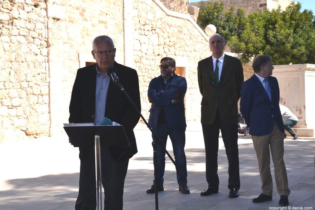 Inauguració de l'escala del Duc de Lerma - Vicent Grimalt