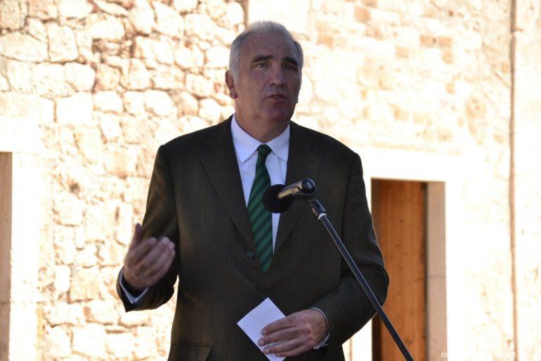 Inauguració de l'escala de l'Duc de Lerma - Antonio Aguilar