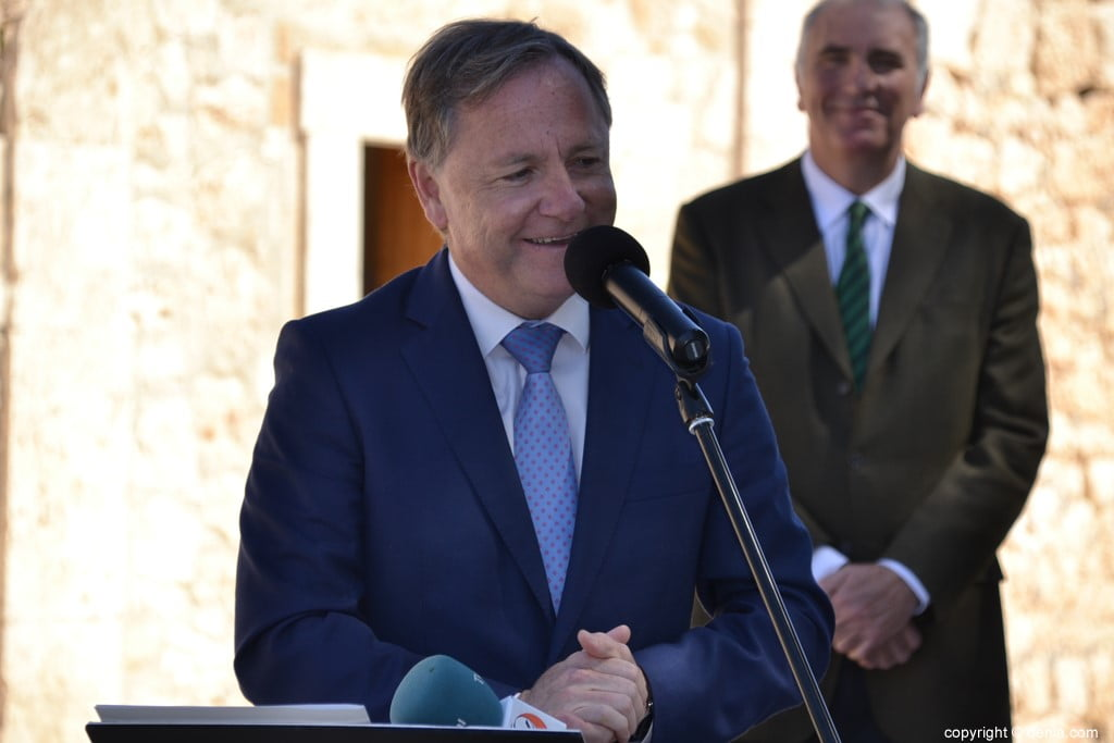 Inauguració de l'escala del Duc de Lerma - Joan Carles Moragues