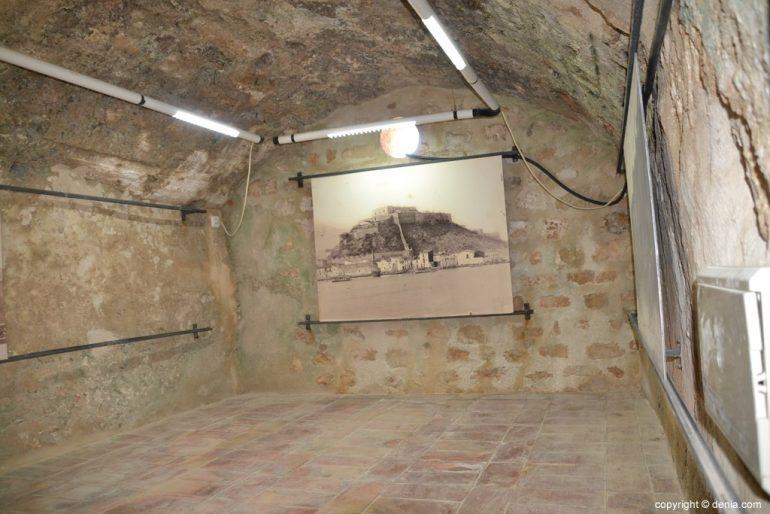 Inauguració de l'escala de l'Duc de Lerma - interior del celler