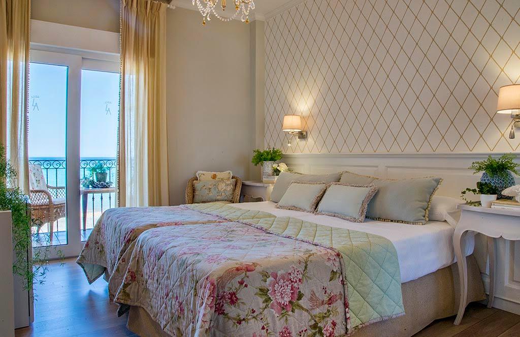 Dormitorio con encanto Hotel Los Angeles