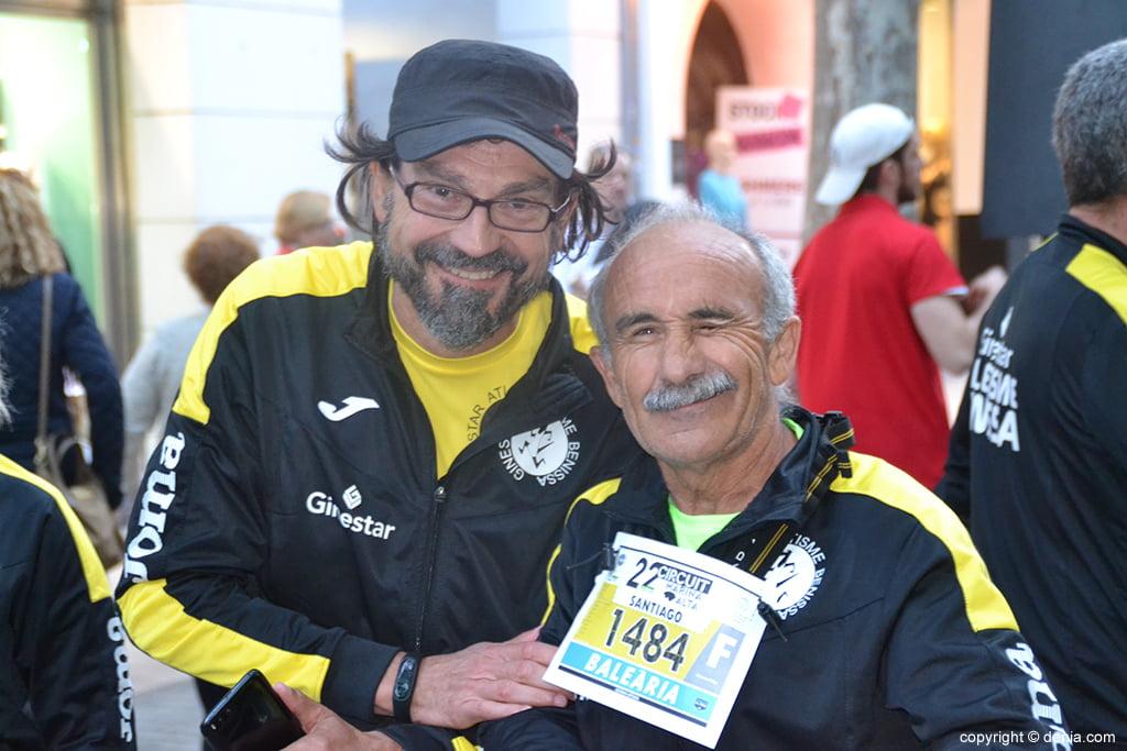 Josep Catalá and Santiago Guzmán
