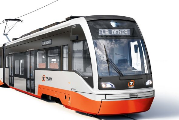 The new trains of the 9 line of the TRAM will reduce considerably