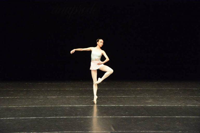 Babylon compite en concursos de danza