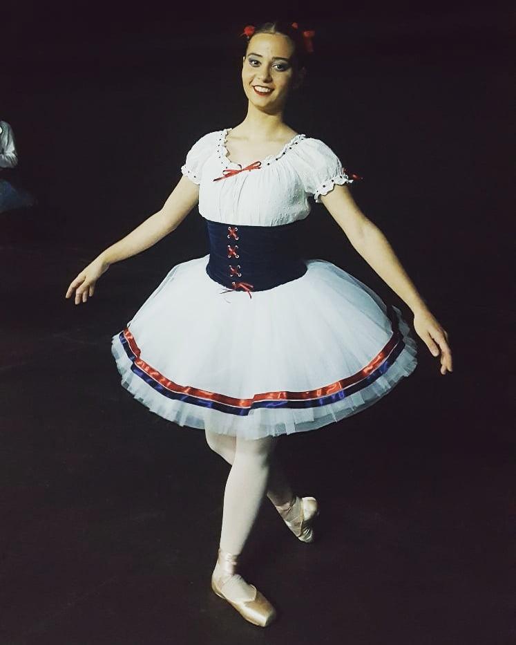 Bailarina clásica Babylon