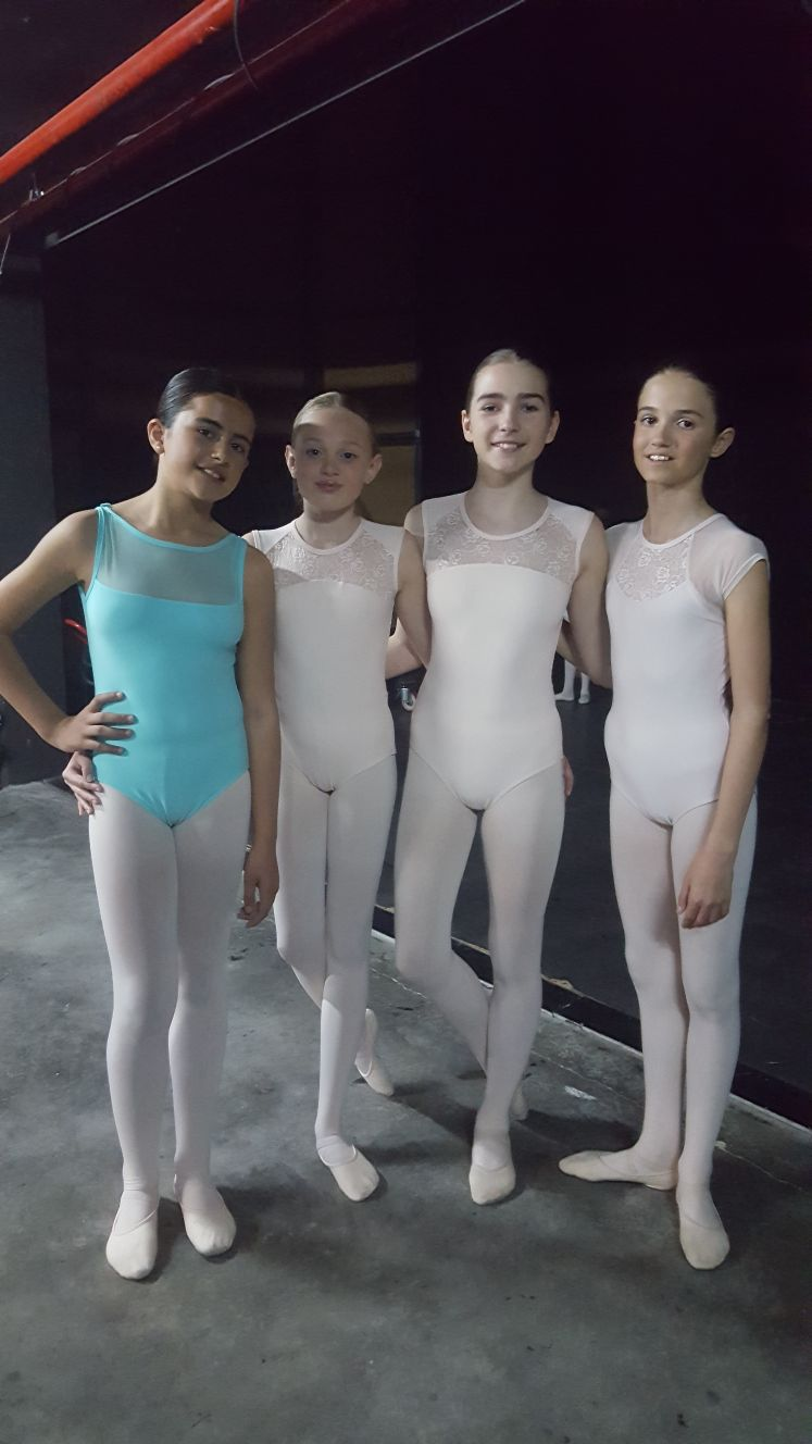 Bailarinas de Babylon