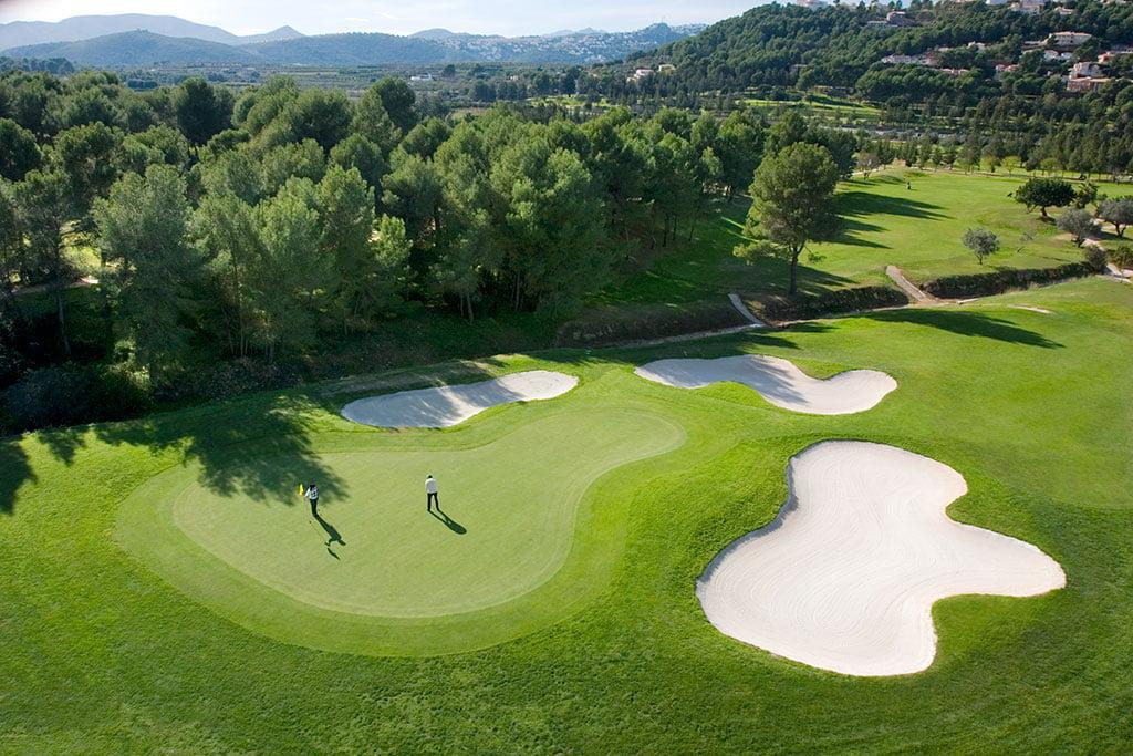 Camps de golf Promocions Dénia SL