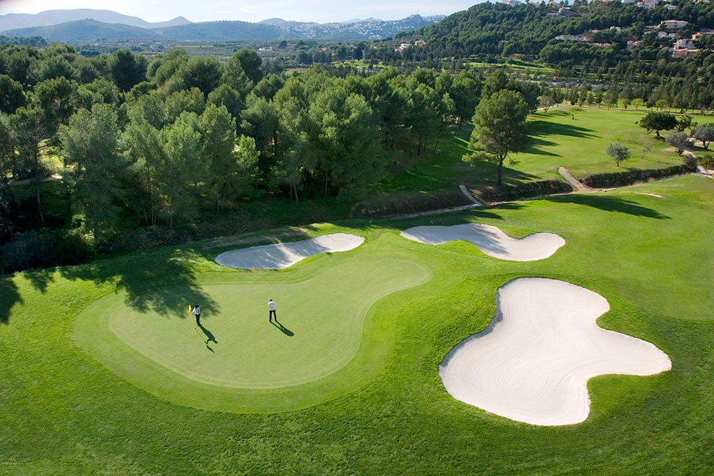 Campos de golf Promociones Denia S.L.