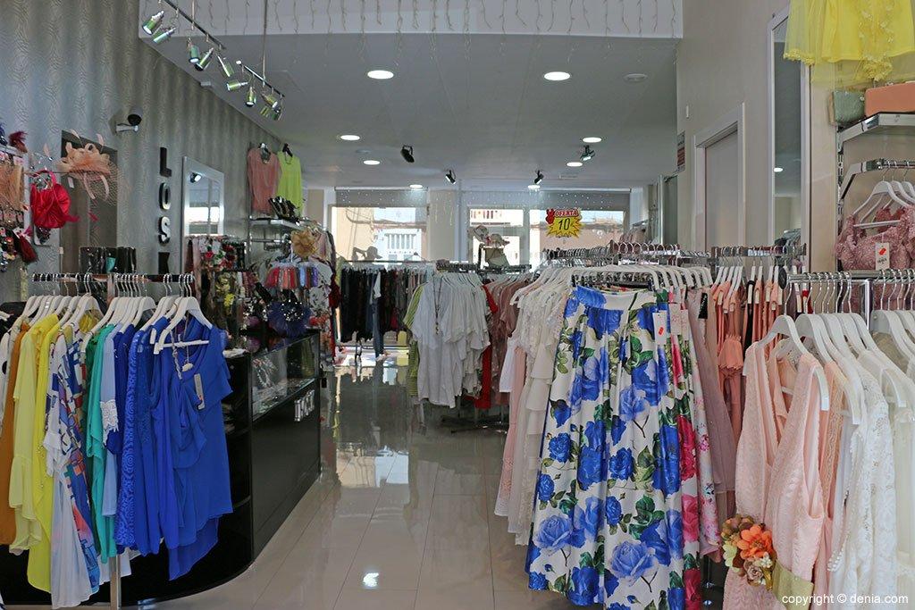 LOSK interior store