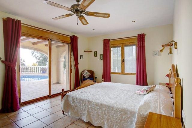 Chambre lumineuse Vacation Villas