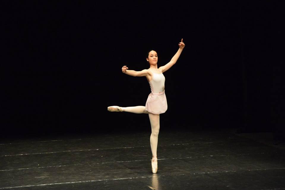 Participación de alumnos de Babylon en concursos de danza clásica