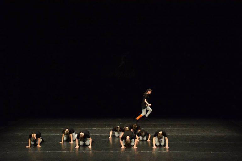 Participación de alumnos de Babylon en concursos de danza con coreografías espectaculares
