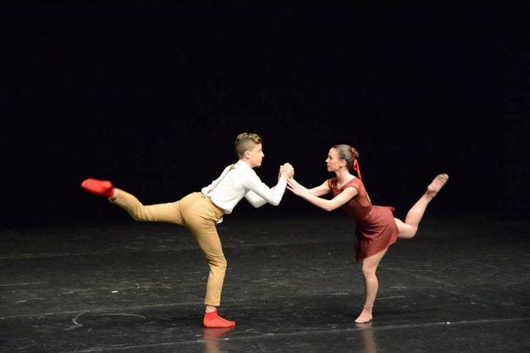Participación de alumnos de Babylon en concursos de danza en dúos