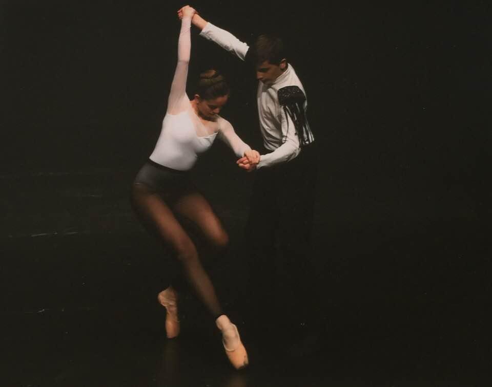 Participación de alumnos de Babylon en concursos de danza