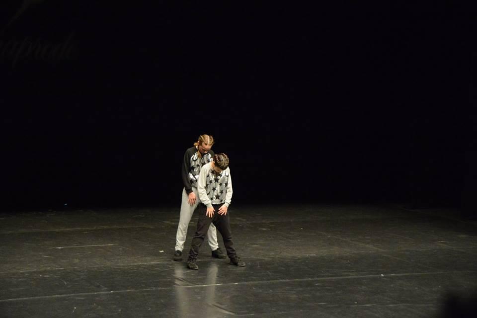 Participación de alumnos de Babylon en varios concursos de danza